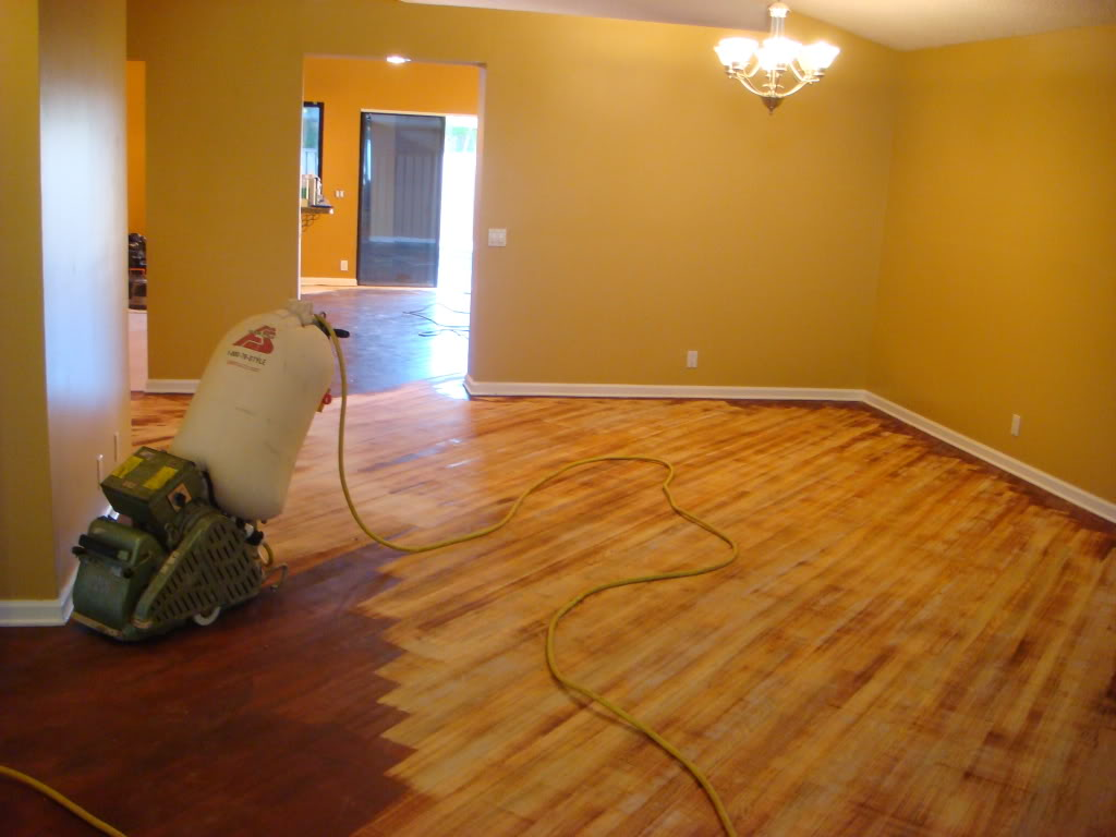 Resurfacing Hardwood Floors Without Sanding Part - 49: Find A Floor Sanding Professional In Bournemouth