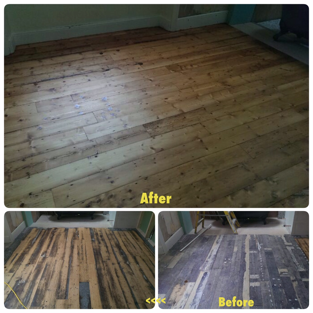 Wood Floor Restoration Bournemouth